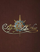 Age of Aether Game Master Screen