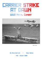Carrier Strike At Dawn