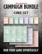 Combat Cards: Campaign Bundle Core Set (5E)