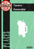 Tavern Generator v2