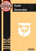 Guild Generator