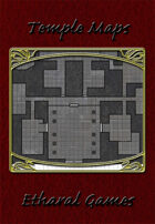 Temple Map Pack - 3 Maps