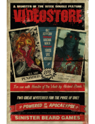 VIDEOSTORE - A Monster of the Week Double Feature