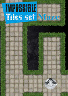 Impossible Tiles: Maze