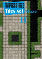 Impossible Tiles: Maze 2