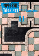 Impossible Tiles: old Mansion 2