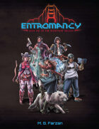 Entromancy: Book One of the Nightpath Trilogy (Sample)