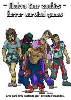 RPG Stock Art - Zombies