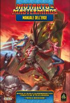 Mutants & Masterminds - Manuale dell'Eroe Deluxe