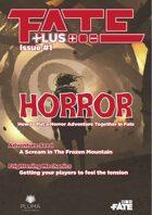 Fate Plus #1—Horror (PDF)