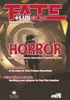 Fate Plus #1—Horror (PDF+EPUB+MOBI)