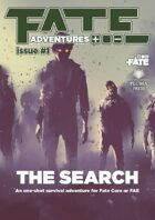Fate Adventures #1—The Search (PDF+EPUB+MOBI)