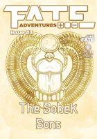 Fate Adventures #3—The Sobek Sons (PDF+EPUB+MOBI)