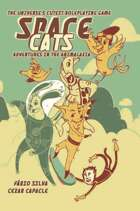 Space Cats — The Universe's Cutest Roleplaying Game