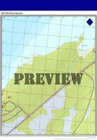 32V MQ Åsprongmyra Topographical map