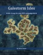 Galestorm Isles
