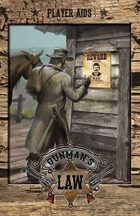 Gunman's Law Player Aids
