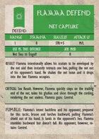 GQR Flamma Net Capture (replacement card)