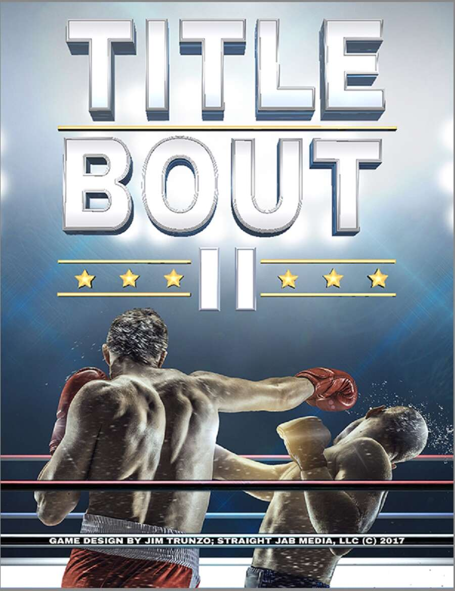 TITLE BOUT II COMPLETE: Easy Order [BUNDLE]
