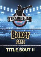 Bantamweight Division Boxer Set