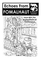 Echoes From Fomalhaut #05: The Enchantment of Vashundara