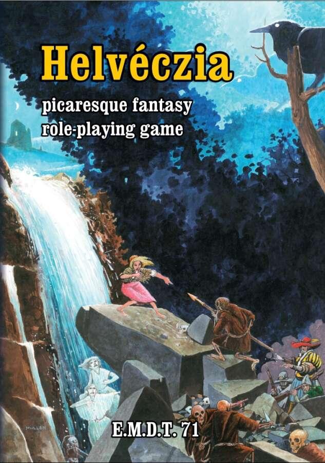 Helvéczia: Picaresque RPG