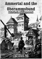 Ammertal and the Oberammsbund