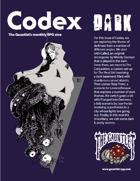 Codex - Dark (Jan 2017)