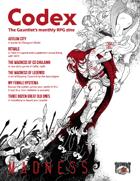 Codex - Madness (May 2017)