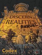 Codex - The Discern Realities Annual