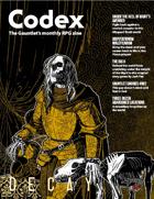 Codex - Decay (Oct 2017)