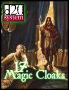 17 Magic Cloaks