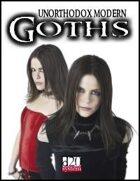 UNORTHODOX MODERN Goths