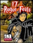 17 Rogue Feats