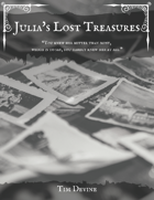 Julia's Lost Treasures