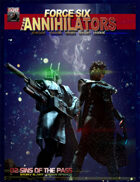 Force Six, The Annihilators 02 Sins of the Pass