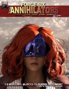 Force Six, The Annihilators 13 Clouded Judgement