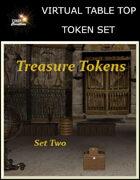 Treasure Tokens Set Two