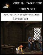 Rest, Relaxation and Intoxication Set: Patrons