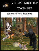Were-Shifters: Rodents