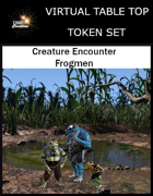 Creature Encounter - Frogmen
