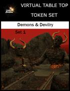 Creature Encounter: Demons & Devilry