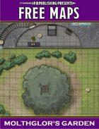 P.B. Publishing Presents: FREE MAPS 5 - Molthglor's Garden