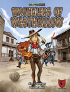 Wranglers of Westhallow - Beginnings collection
