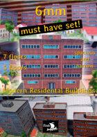 6mm Residental Blocks