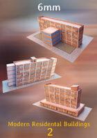 Modern Residental Buildings 2