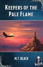 Keepers of the Pale Flame 5E
