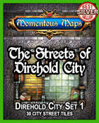 The Streets of Direhold City