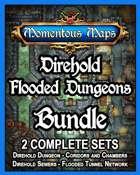 Direhold Flooded Dungeons [BUNDLE]