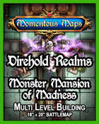 Direhold Realms: Monster Mansion of Madness